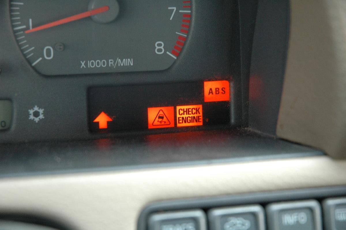 Dash Warning Lights Gone Crazy