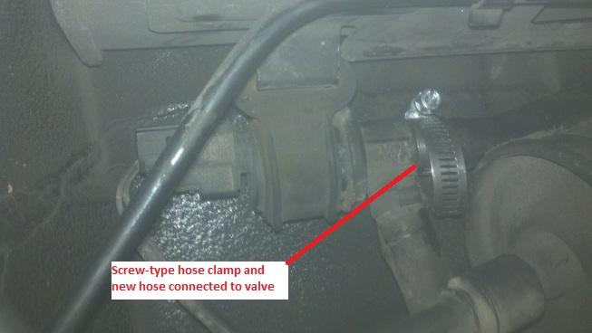 J Hose Repair Tutorial W Pics Evap Emission Hose Volvo Forums