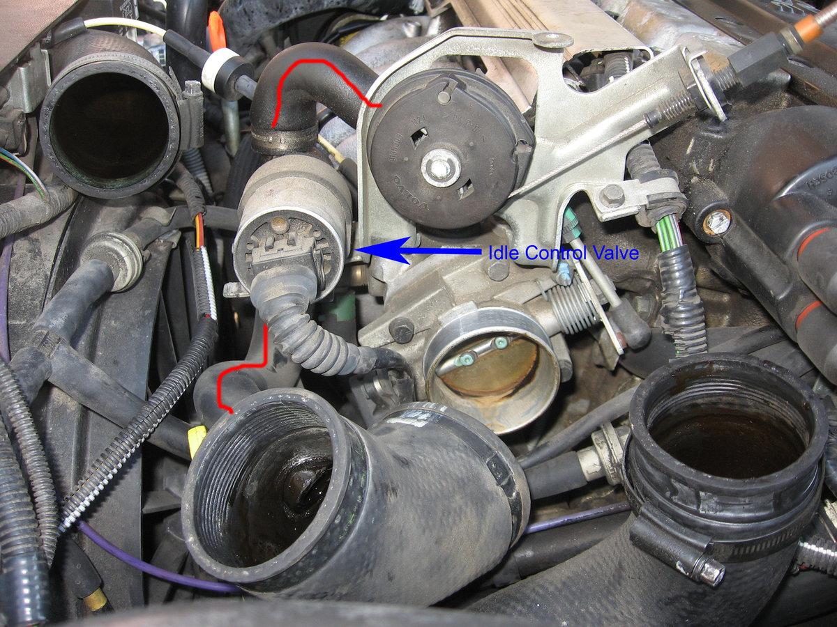 File on 2001 Volvo S40 Cylinder
