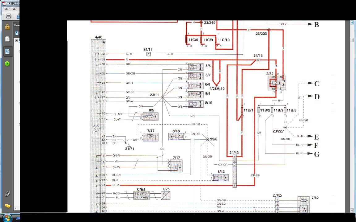 2006 Volvo S40 Engine Diagram
