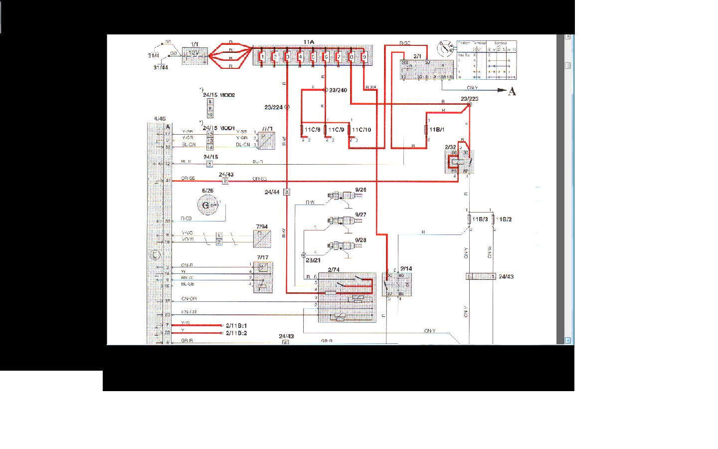 volvo c30 wiring diagrams volvo wiring diagrams online