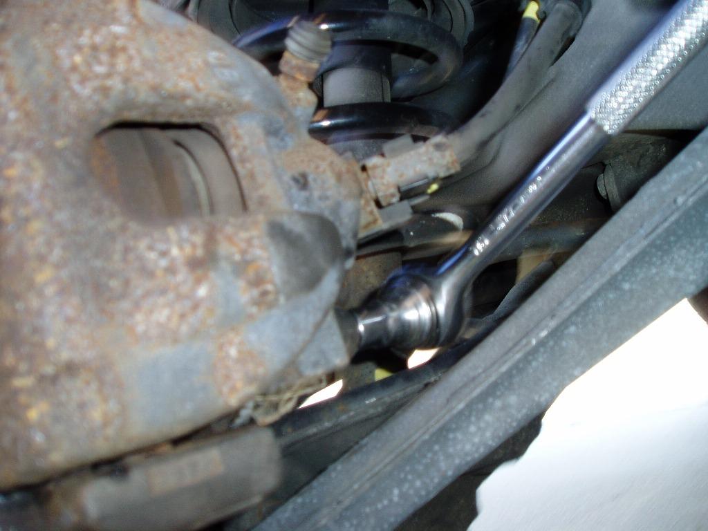 New brakes and rotors - Volvo S80
