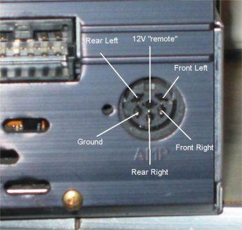 Replacing 2004 V40 HU-555 radio with new afternarket stereo | Volvo V40  Forums | Volvo Hu 605 Wiring Diagram |  | Volvo V40 Forums