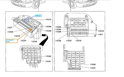 V70 Sunroof Problem Volvo Forums on how much is a fuse box for car