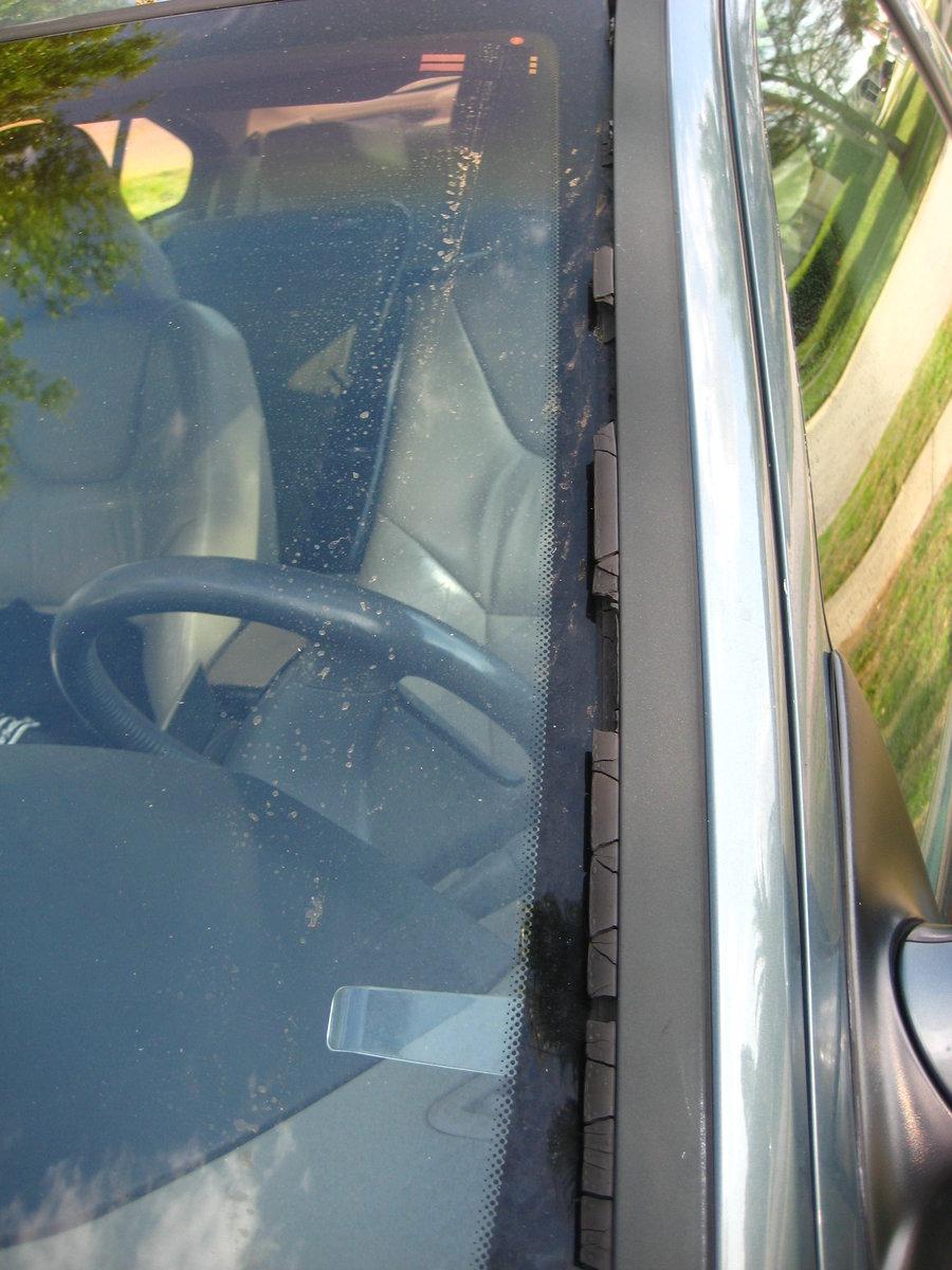 Windshield Rubber Side Weather Stip Volvo Forums