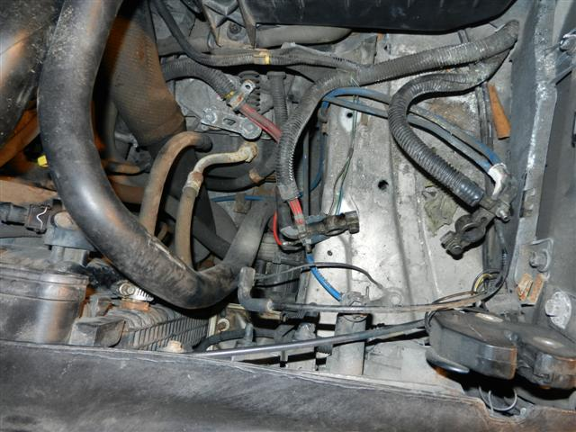 Volvo 850 S2 Transmission Solenoid Replacement w/Pics