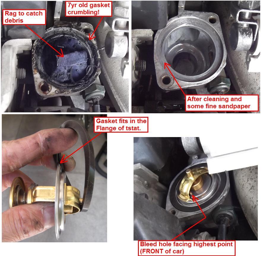 Diy  1998 V70 Thermostat Tips  Tricks