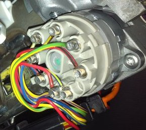 Volvo 850 Ignition Switch Replacement