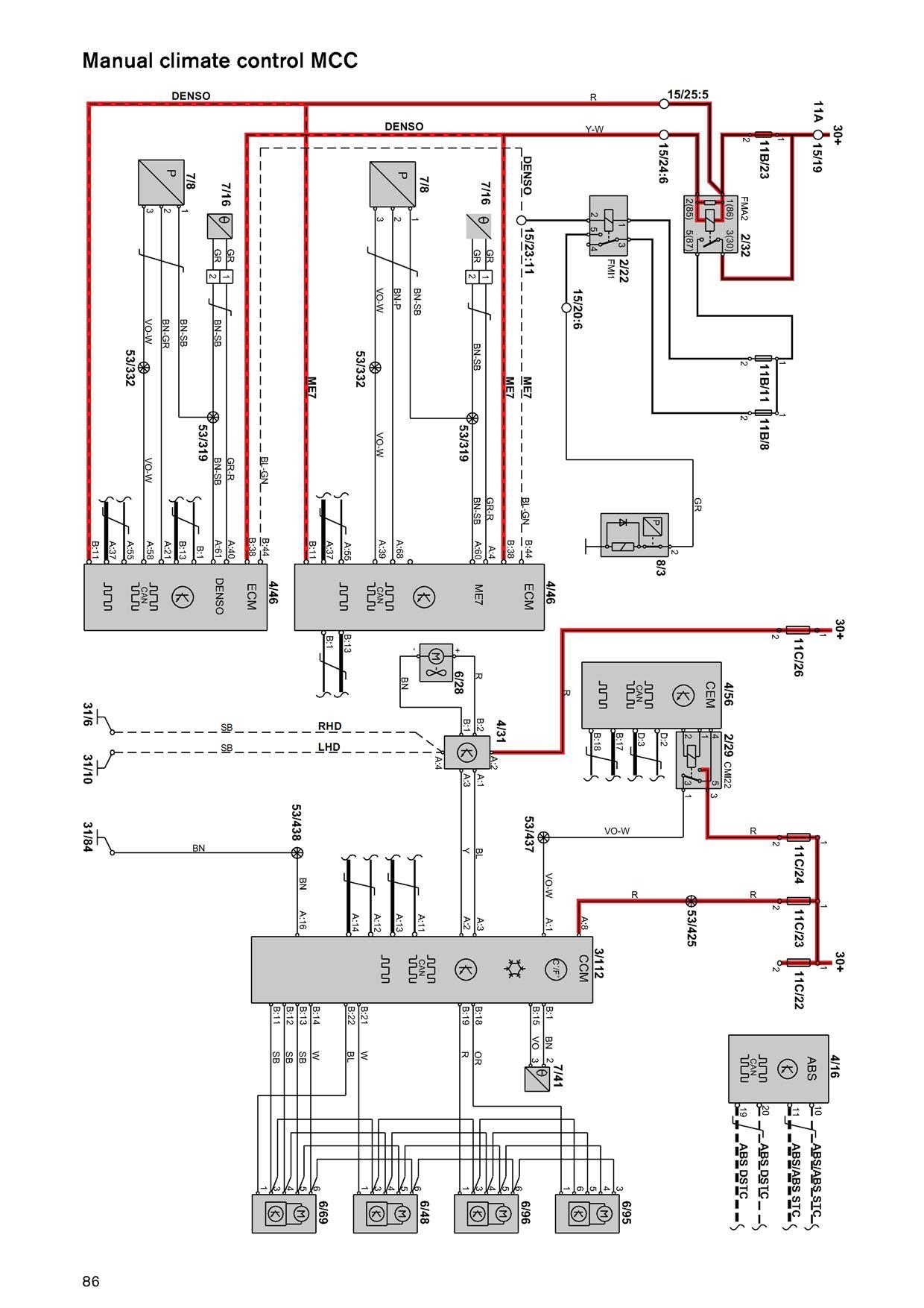 04 Volvo Xc90 Wiring Diagram