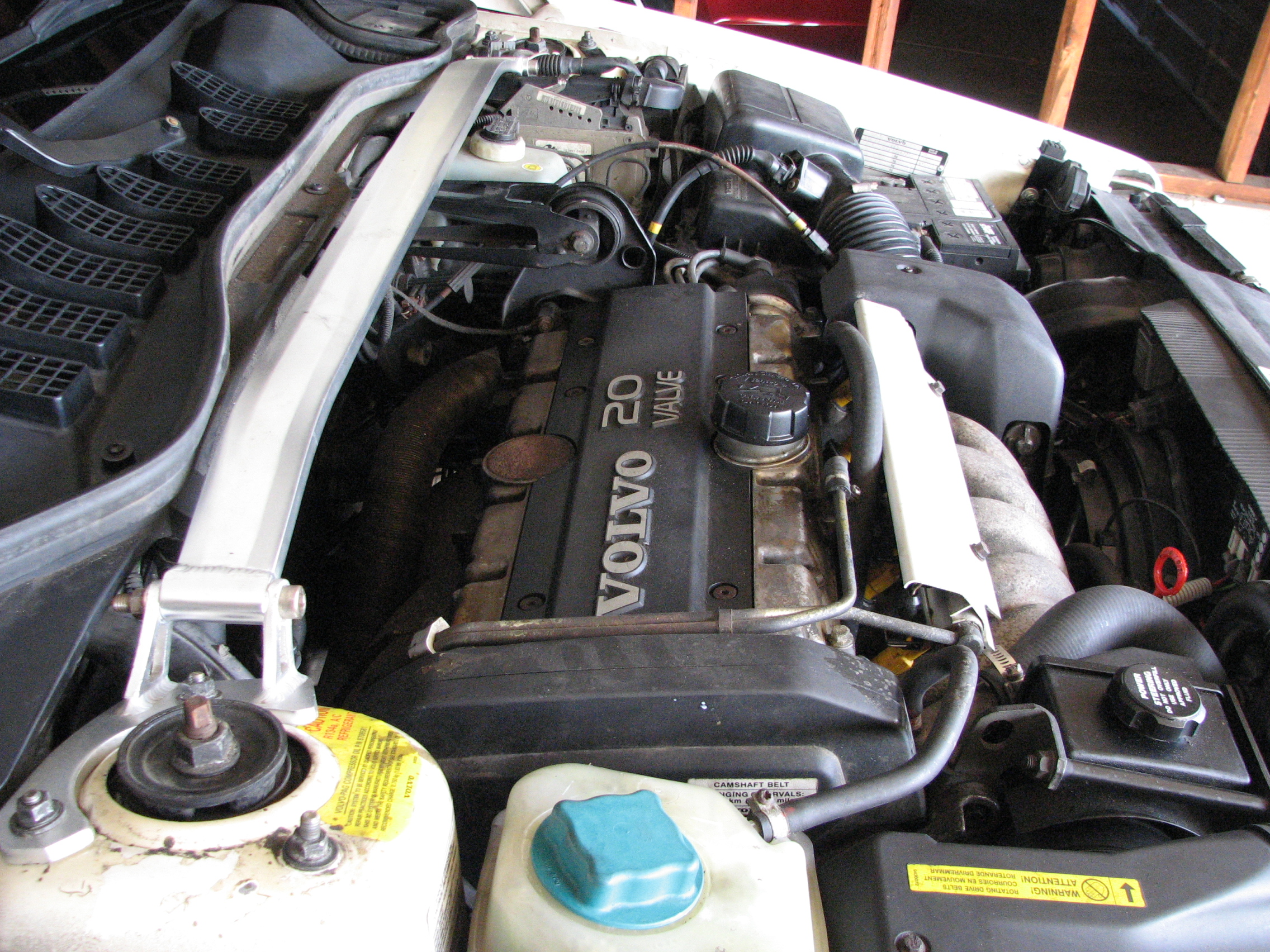 install to volvo watch support replace sagging struts hood how