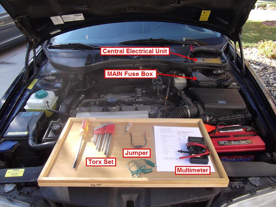 Diy  1998 Volvo V70 Fuel System Troubleshooting Tips