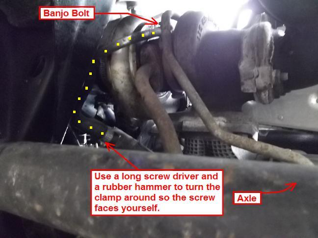 DIY: 1998 S70 GLT Turbo Coolant Hoses and 2 Radiator Hoses