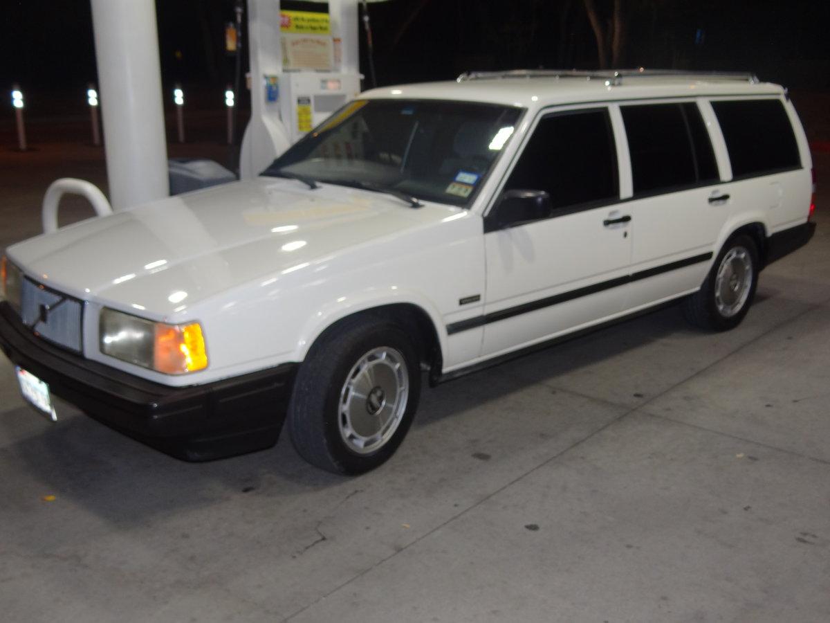 1993 Volvo 940 Wagon Good Forums