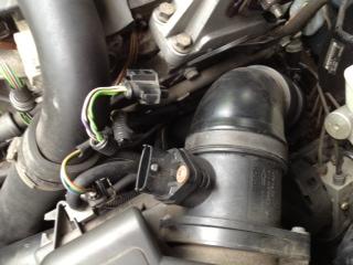 Mass Airflow Sensor replacement step 6