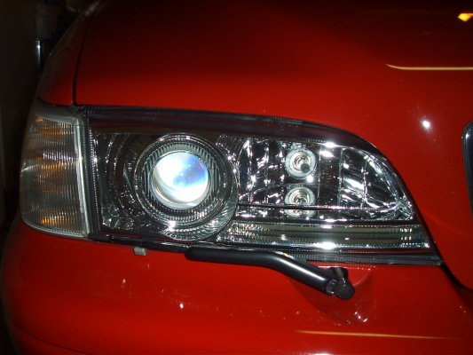 98-00 V70 Headlight conversion thread - Volvo Forums