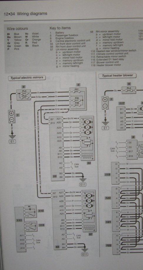 Volvo Wiring Diagram S80