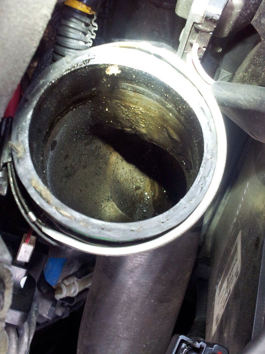Engine Burning Oil >> Volvo s60 t5 oil loss no leak or smoke