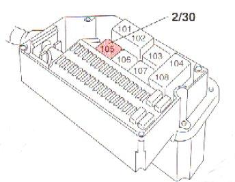 power window master control switch dead