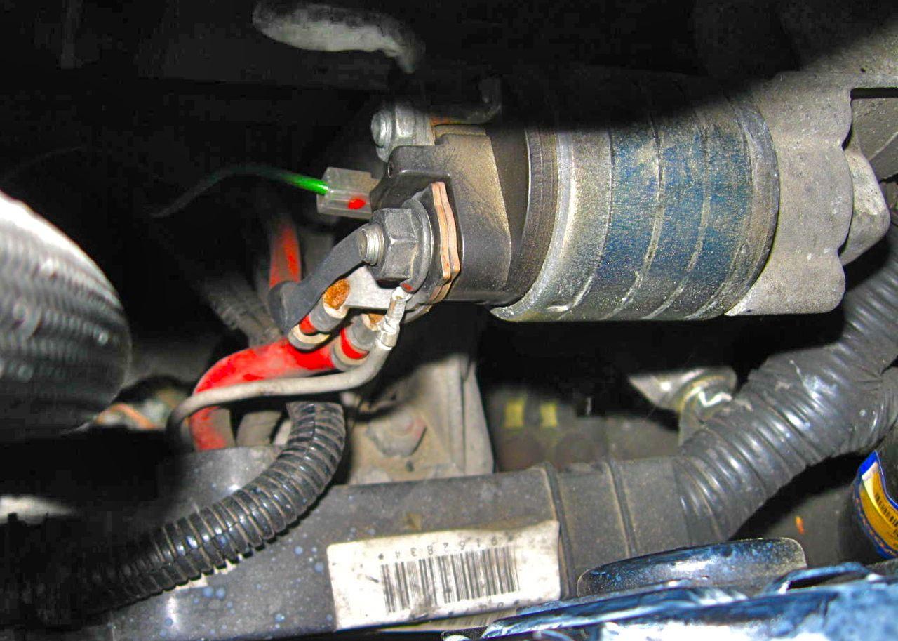 1995 850 starter replacement wiring. - Volvo Forum + help for owners | Volvo 240 Starter Wiring |  | Matthews Volvo Site
