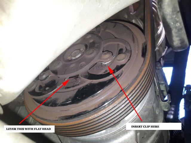2000 S70 Question About A C Compressor Shim Fix Page 6