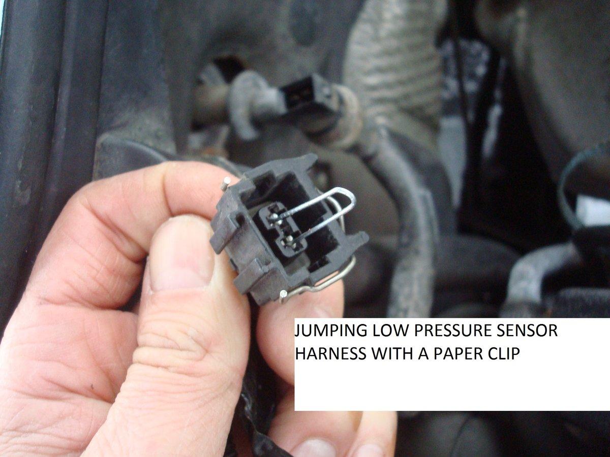 98 S70 Base Rotated Ac High Pressure Switch Wiring A Compressor Low Sensor Jumper
