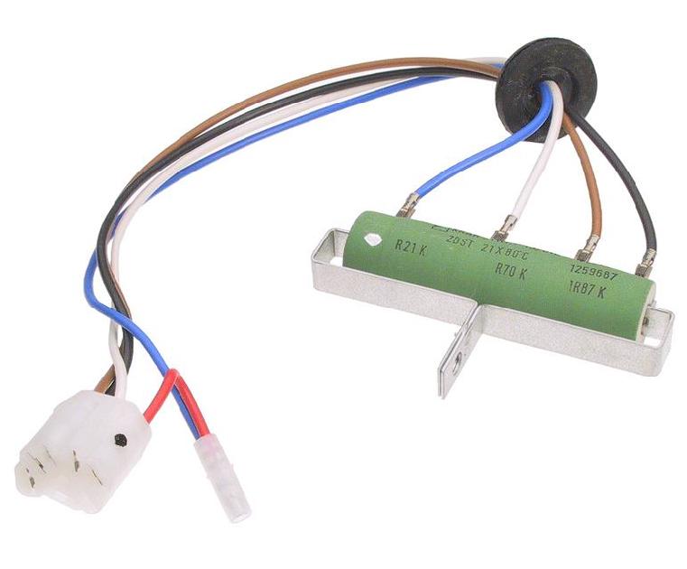 1989 245 Heater Blower Motor Resistor location - Volvo Forums