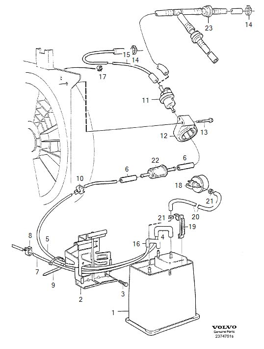 File on Car Toyota Corolla Exhaust System Diagram