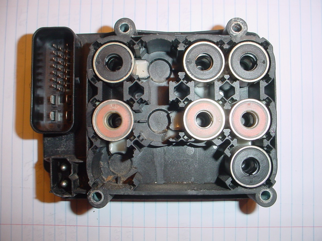 Do it yourself ABS module repair  - Volvo Forums
