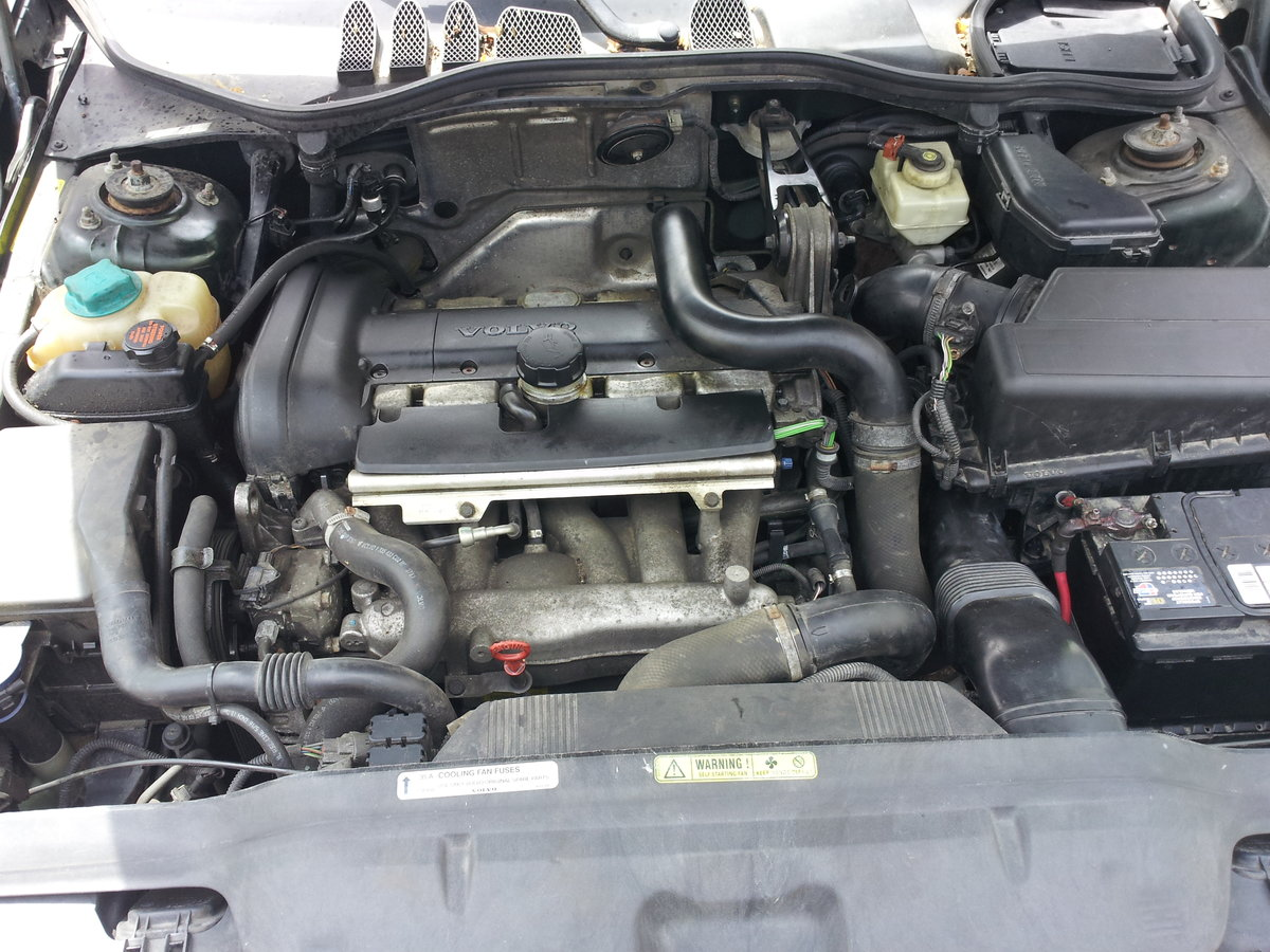 File on 1999 Volvo S80 T6 Problems