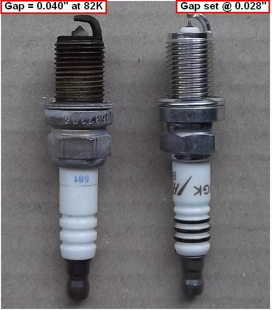 File on 2000 Volvo S70 Spark Plugs