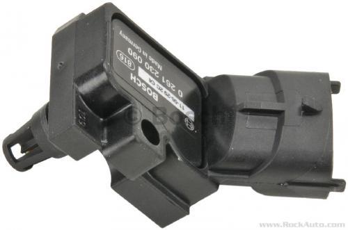 02 S60 ECM-1600 Boost pressure sensor ECM-1300 MAF ? - Volvo