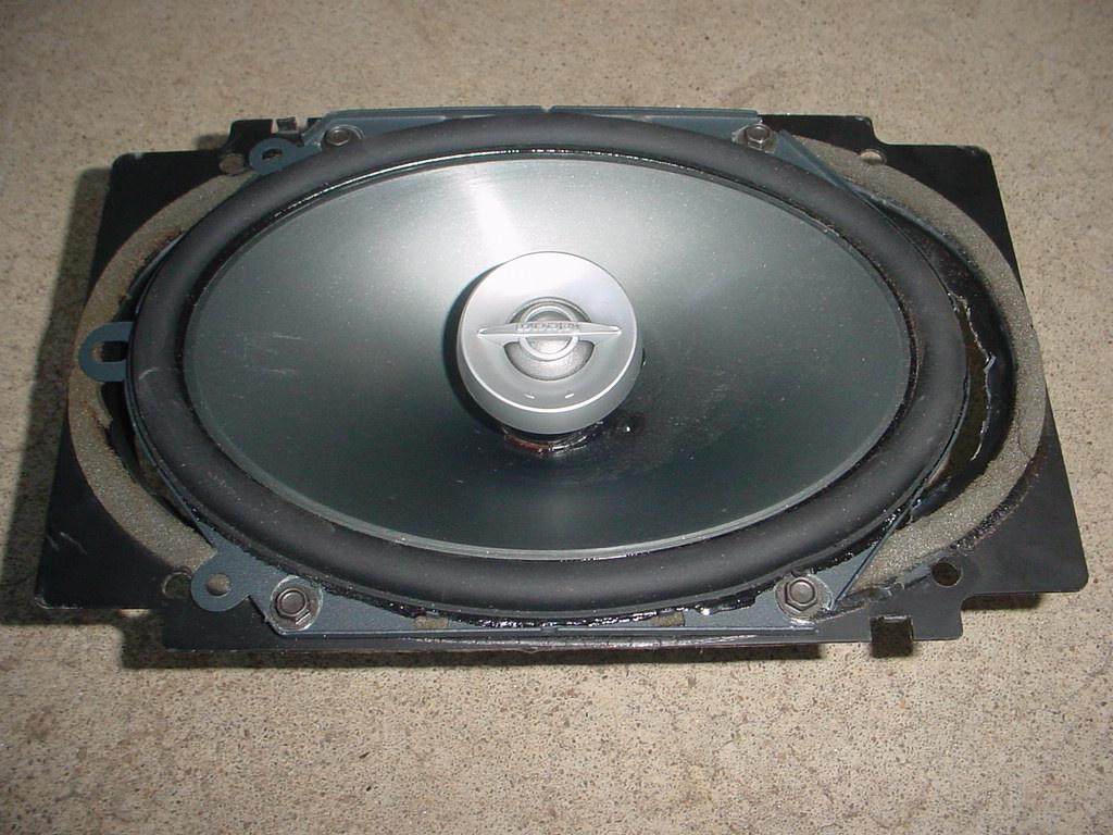 DIY replace speakers
