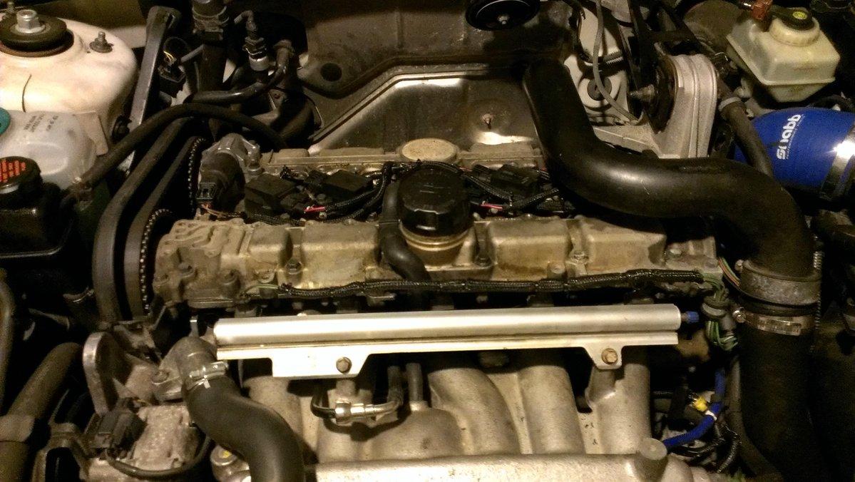 File on 1999 Volvo V70 Spark Plug Wires