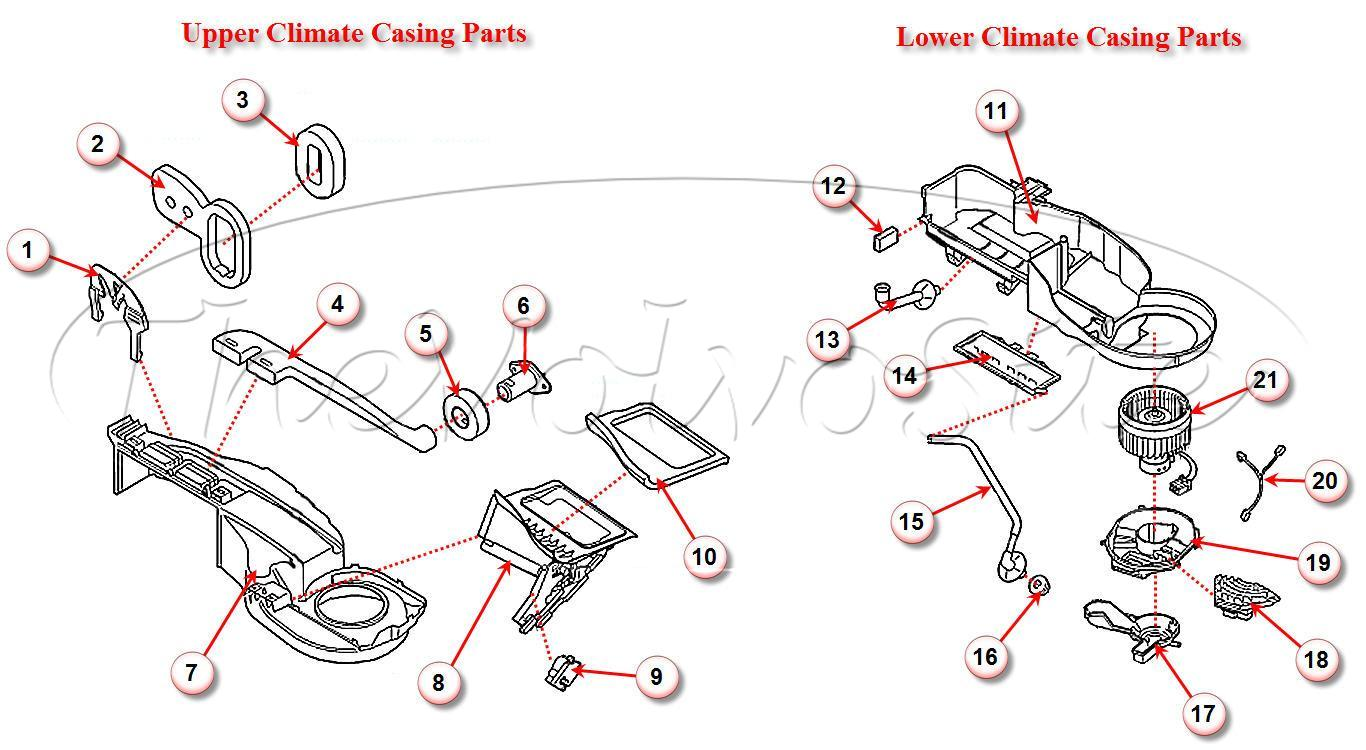 Volvo V70 Electrical Wiring Diagram