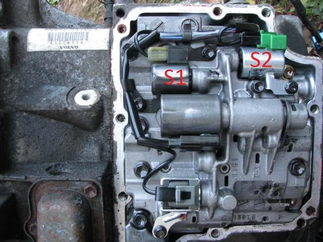 Volvo 850 S2 Transmission Solenoid Replacement w/Pics - Page 4