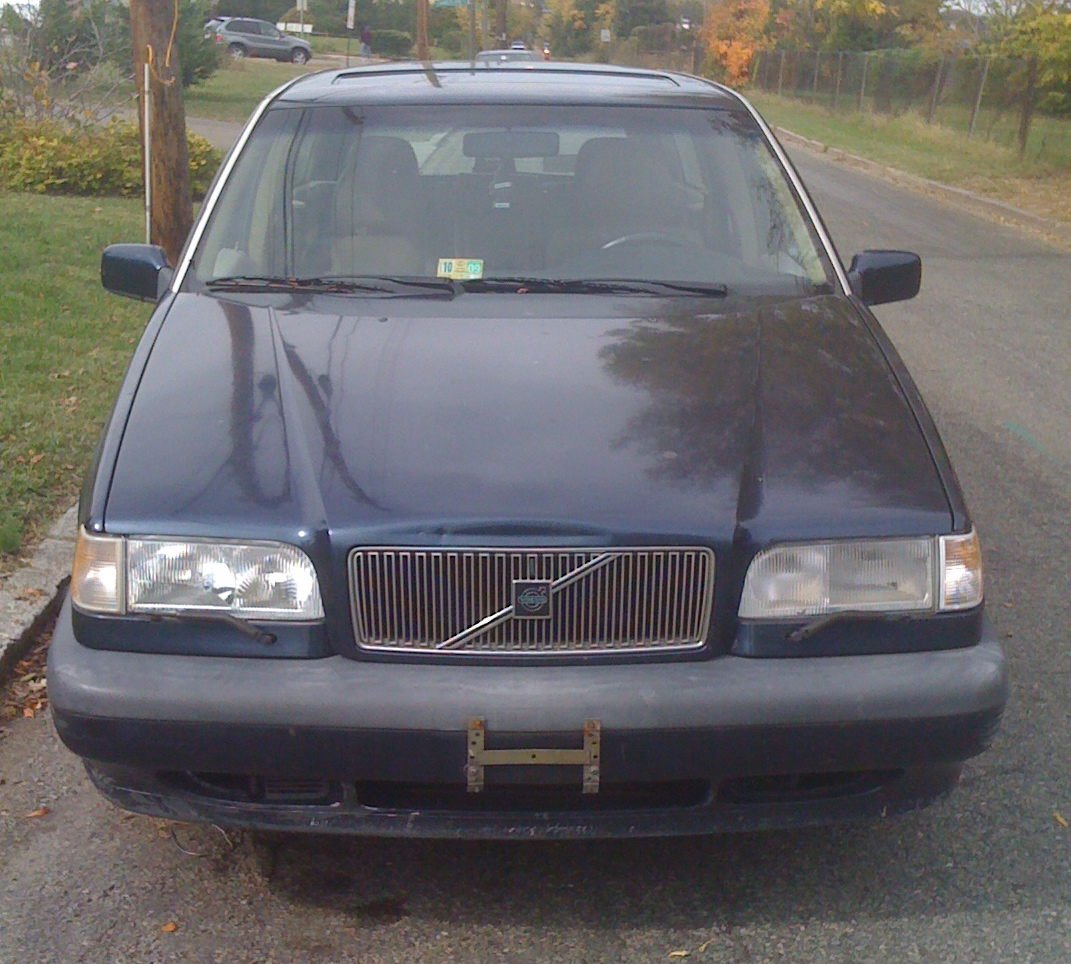 1990 Volvo Wagon For Sale: Volvo 850 Turbo Wagon 1994 -- Parts Car