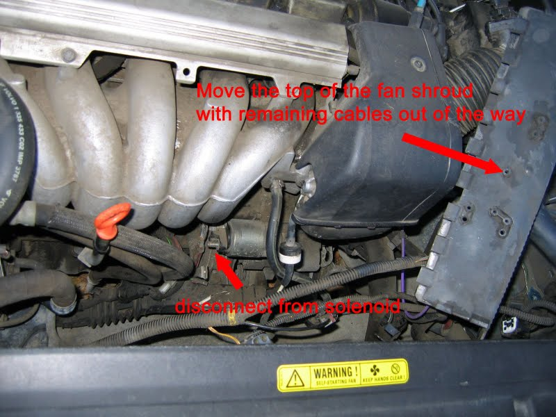 File on 2000 Volvo V40 Turbo
