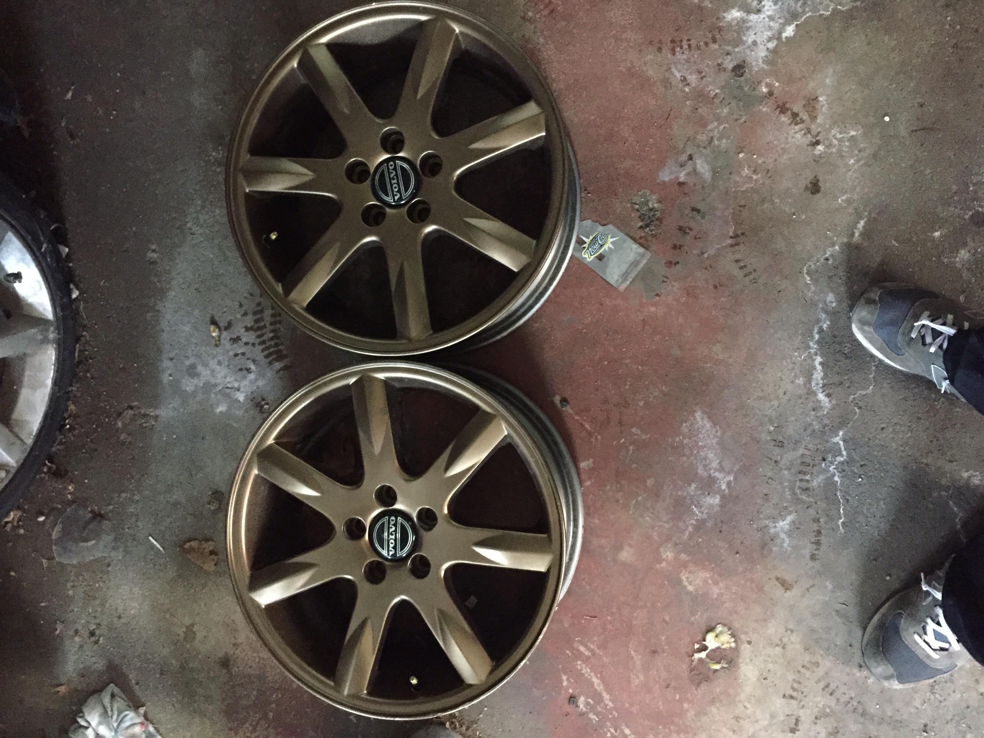 wheels volvo chrome helo brands rims
