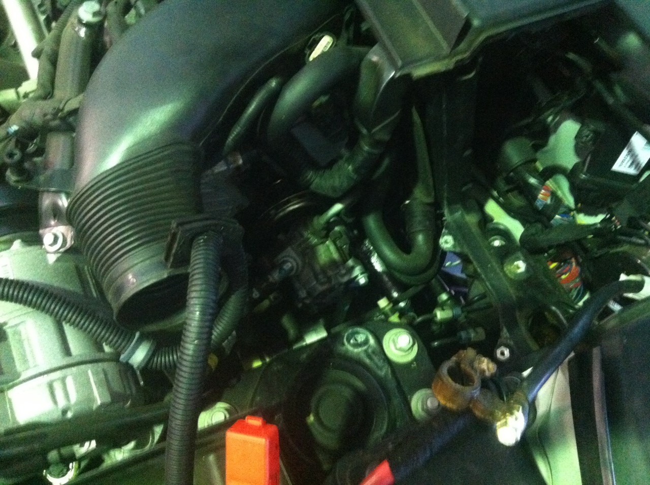 How To Xc60 T6 Brake Vacuum Pump Rebuild Kit So Is This Basically A Power Steering Img 0059