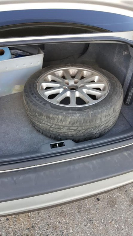 2016 Volvo S80 >> 2000 S80: Full Size Spare? - Volvo Forums