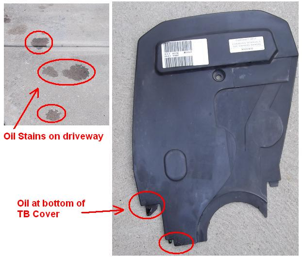 Volvo 240 Camshaft Oil Leak: DIY: 1998 Volvo S70 Timing Belt, WP, Cam Seals, SB