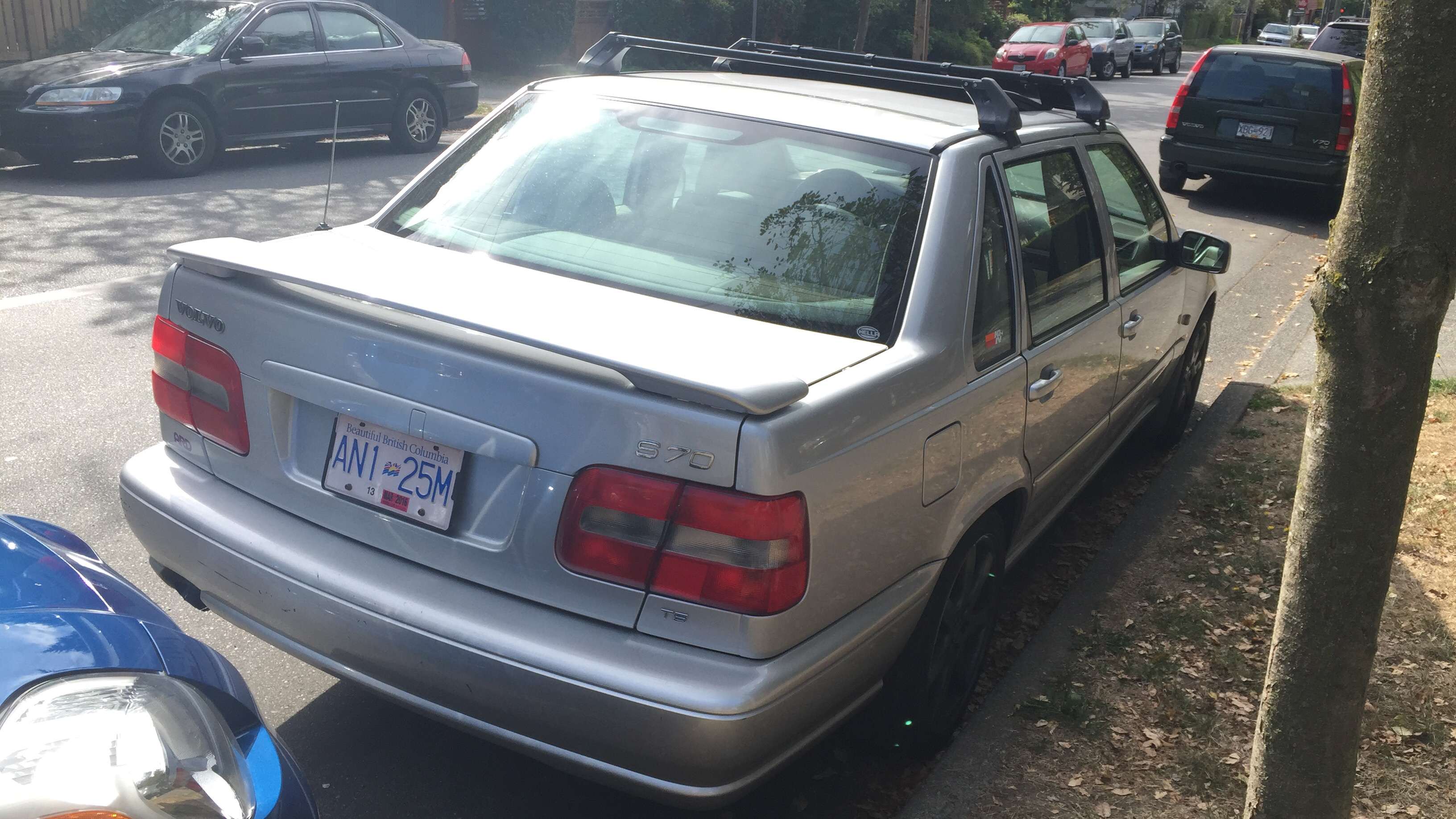 1998 volvo v70 roof rack