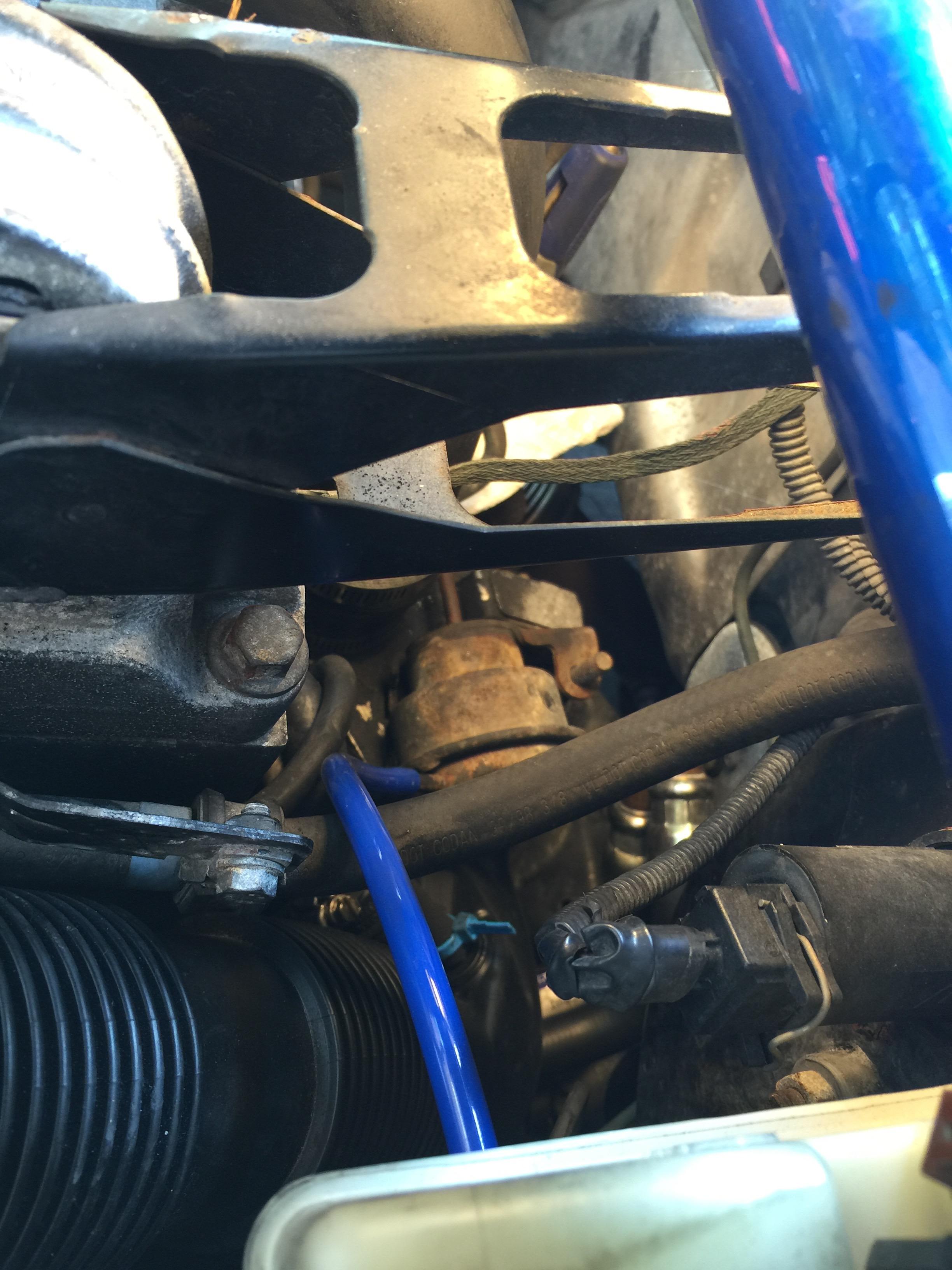 1999 V70 T5 Turbocharger wastegate adjustment - Volvo Forums
