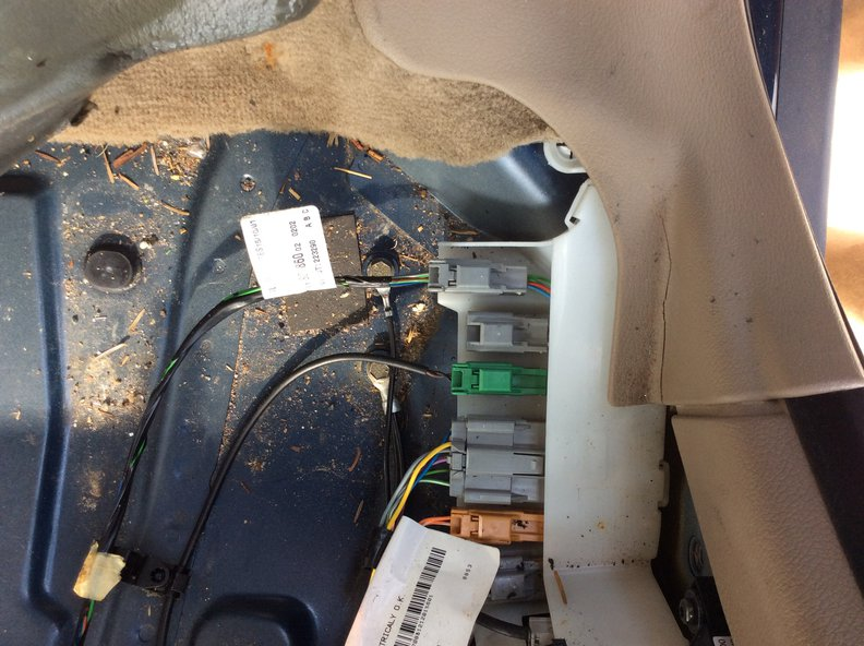 2002 V70XC Finding the Fuel Pump Control Module - Volvo Forums