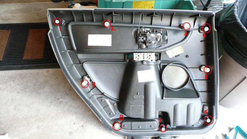 Diy 2005 Xc90 Inner Door Handle Fix Can 39 T Open From Inside