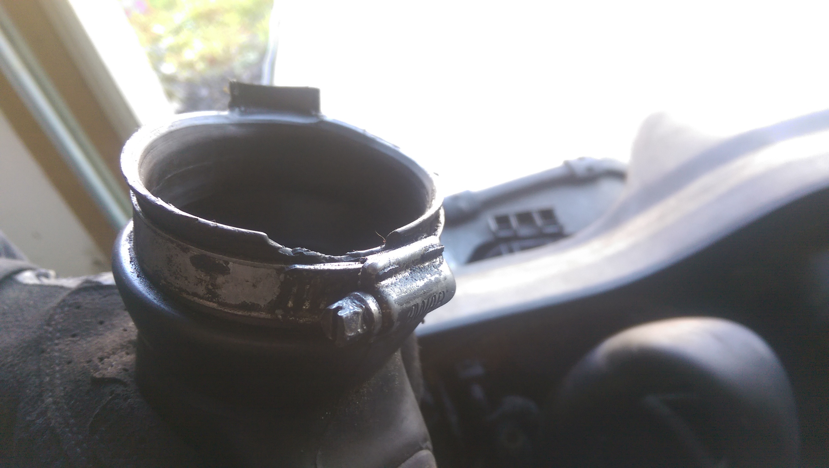 1998 V70 R AWD Whistle/whine on acceleration- need opinions