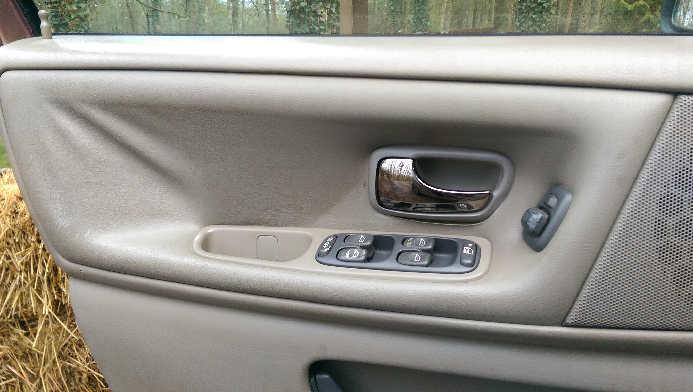 fascinating 2001 volvo s60 door pull handle photos