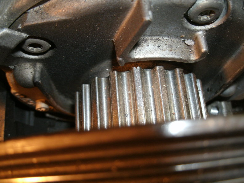 File on 2000 Volvo S80 Timing Marks