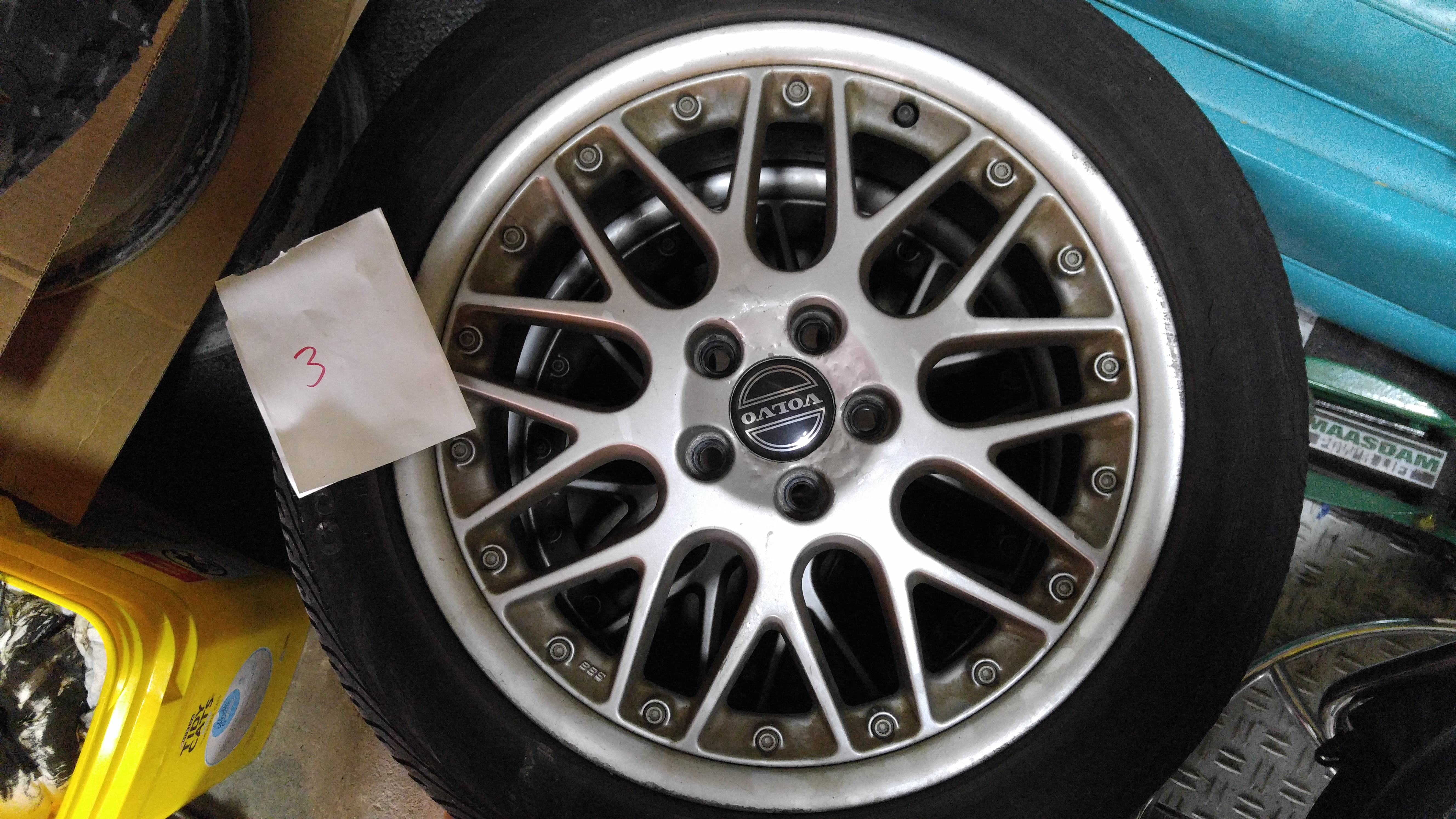 wheels rims pin black tire racing volvo pinterest wheel ruff