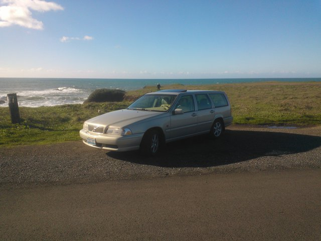 File on 2000 Volvo S70 Warning Lights